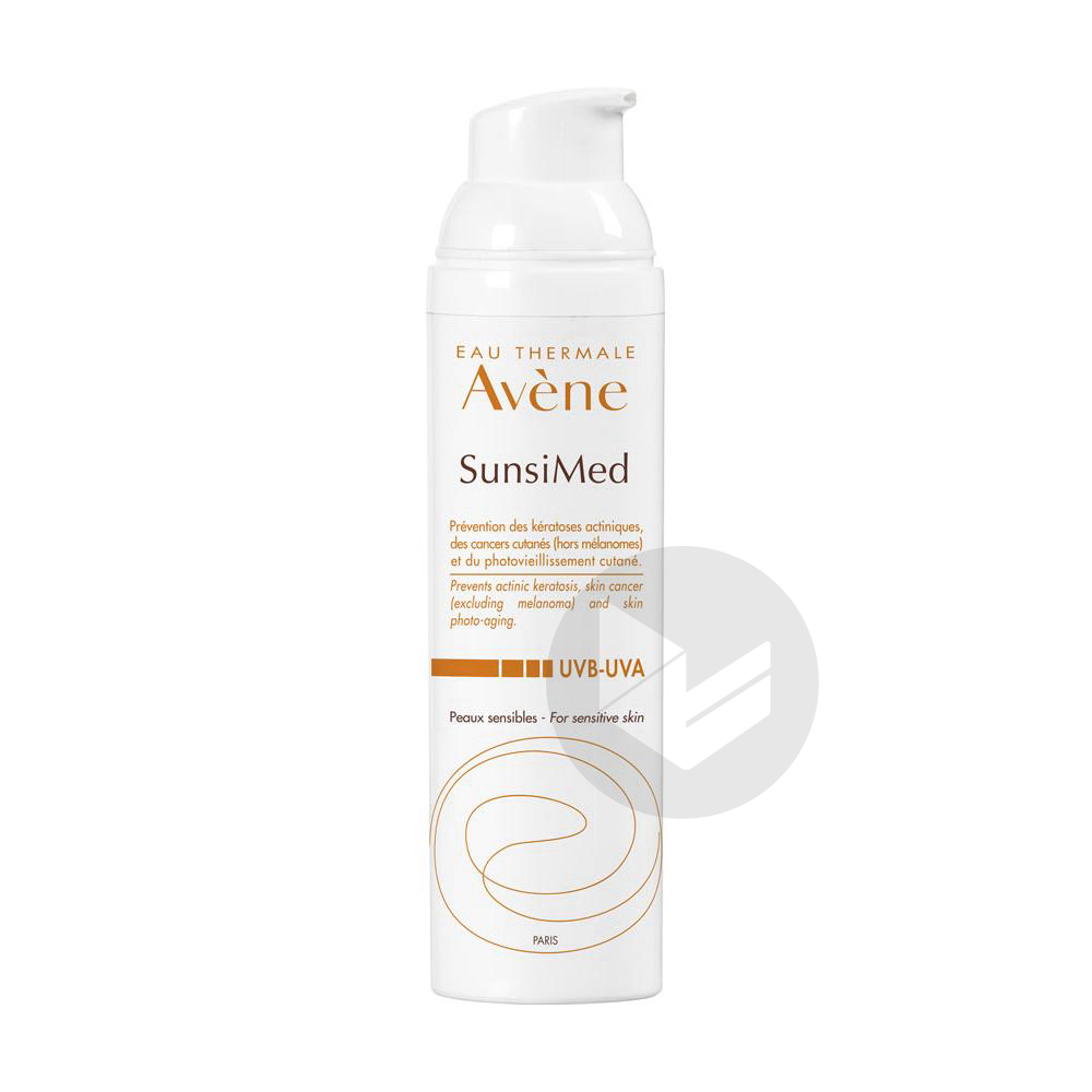Avene Sunsimed Uvb Uva Emuls Fl Pompe 80 Ml