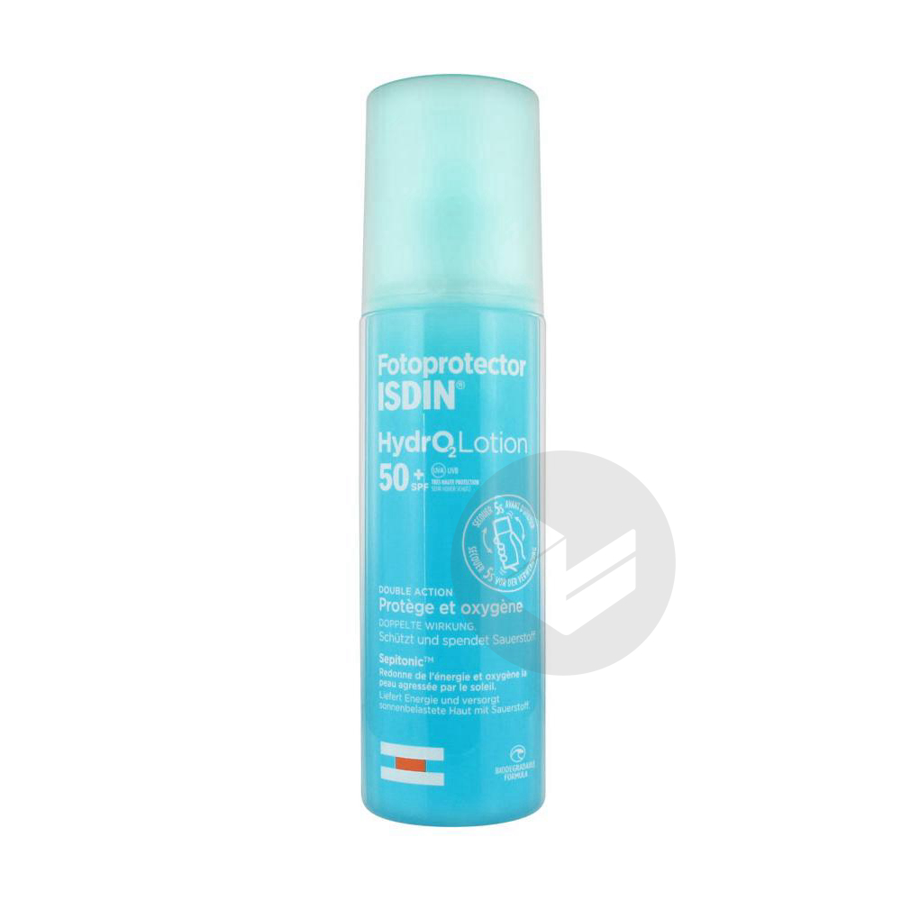 Isdin Photoprotector HydrO2 Lotion SPF 50+ 200 ml