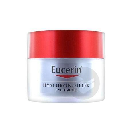 EUCERIN HYALURON-FILLER + VOLUME LIFT Emuls soin nuit Pot/50ml