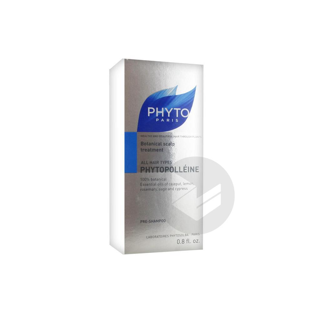 PHYTOPOLLEINE Sol stimulante cheveux dévitalisés Fl/25ml