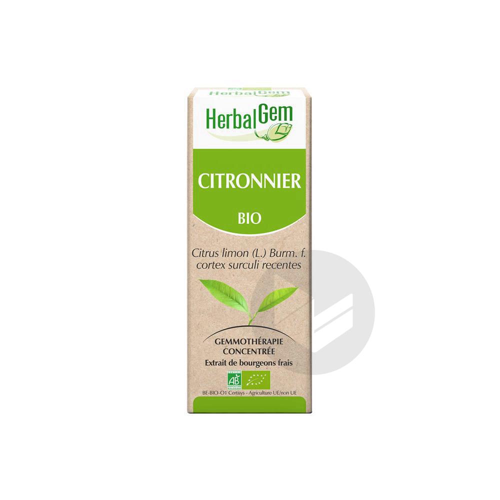 HerbalGem Bio Citronnier 30 ml