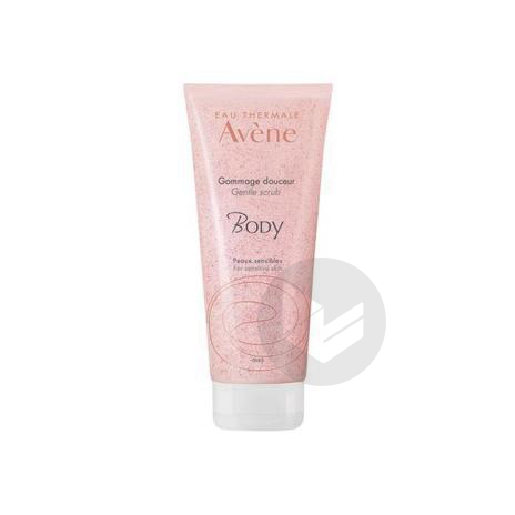 Avene Body Gel Gommage Douceur T 200 Ml