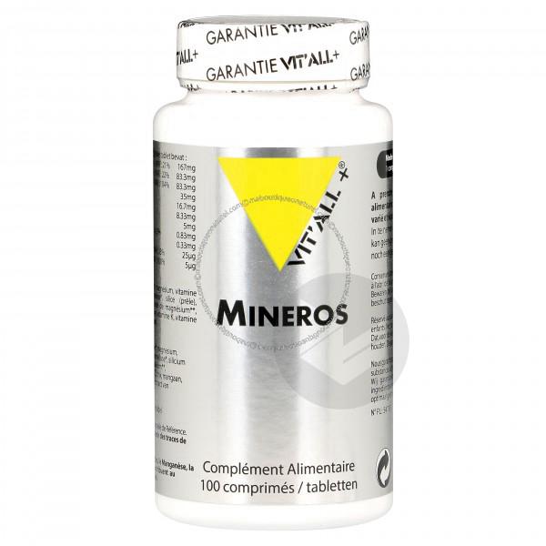 Mineros -  100 comprimés