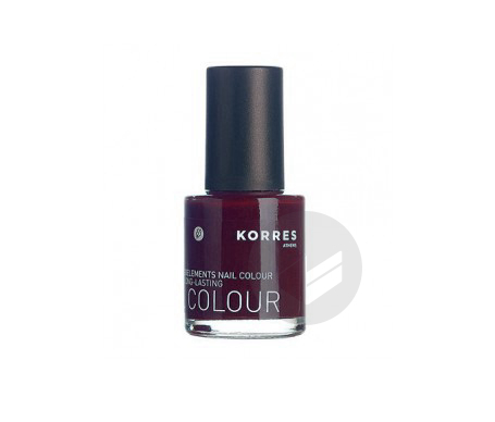 Vernis A Ongles Dark Red 59