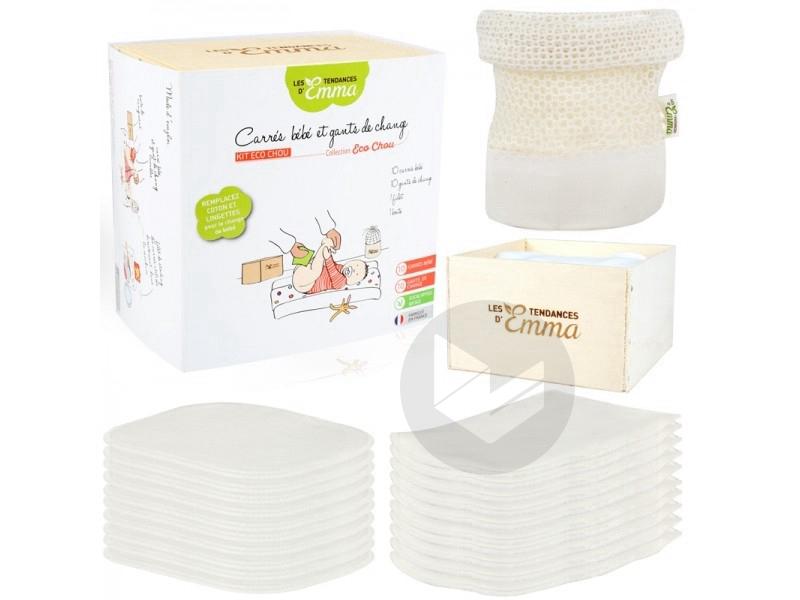 Kit Eco Chou Coton Bio