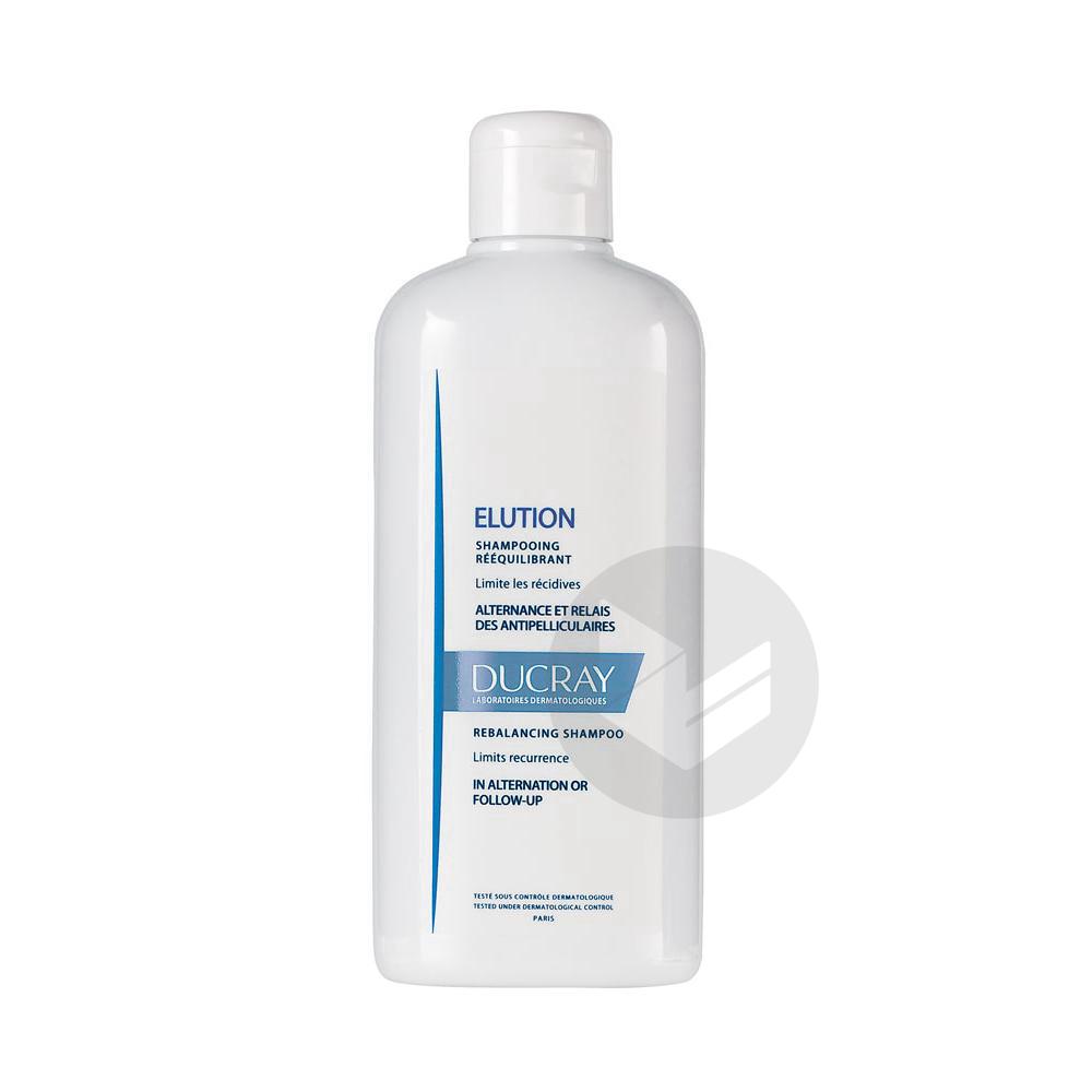 ELUTION Shampooing rééquilibrant Fl/400ml