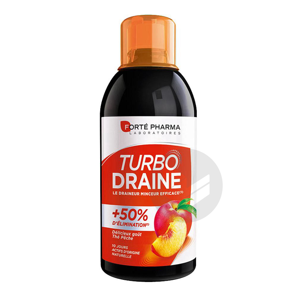 Forte Pharma Turbo Draine Minceur 500 Ml