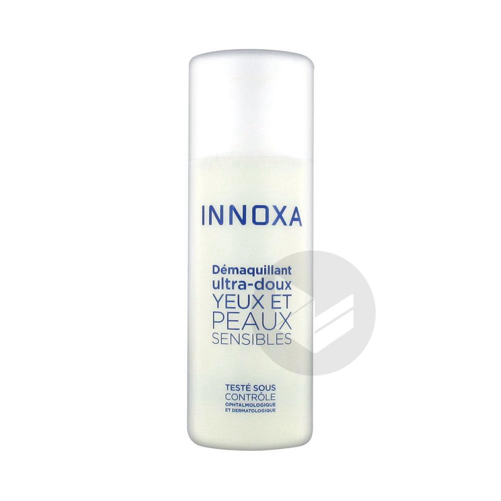 INNOXA Lot démaquillante yeux peau sensible Fl/100ml