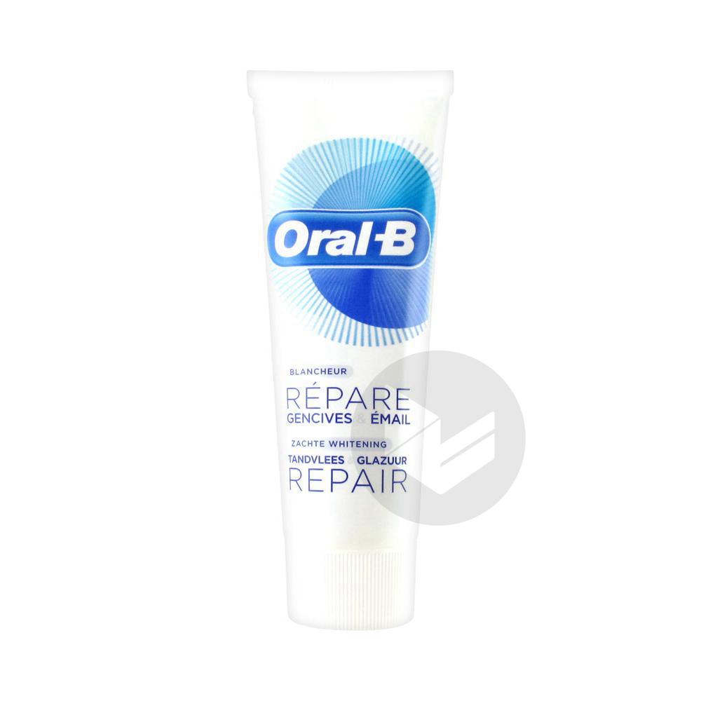 Oral-B Blancheur Répare Gencives & Émail 75 ml