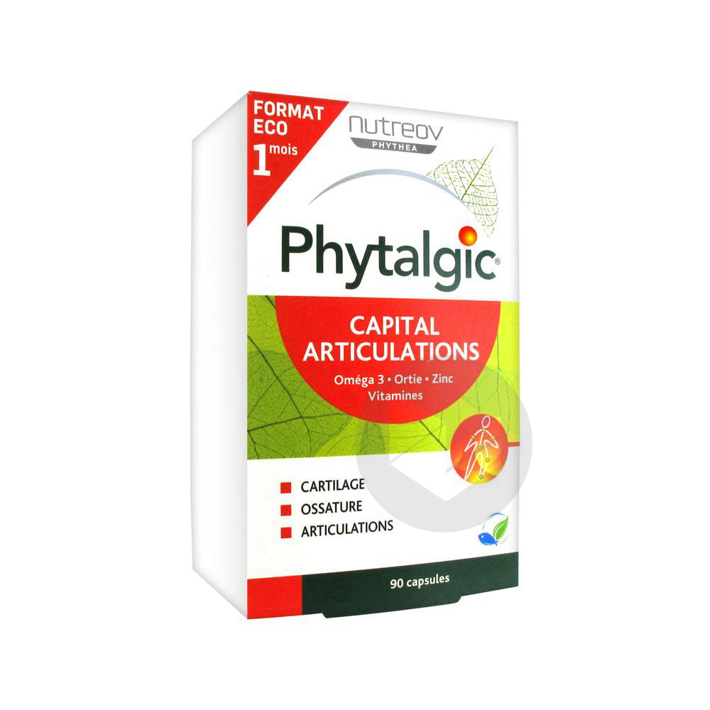 Phytalgic Capital Articulations Caps B 90