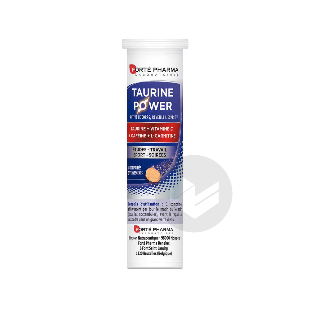 Energie Taurine Power Cpr Eff T 15