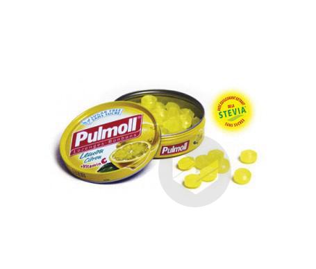 Pastilles Sans Sucres Citron 45g