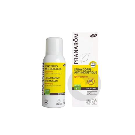 Aromapic Bio Spray Corporel Fl 75 Ml