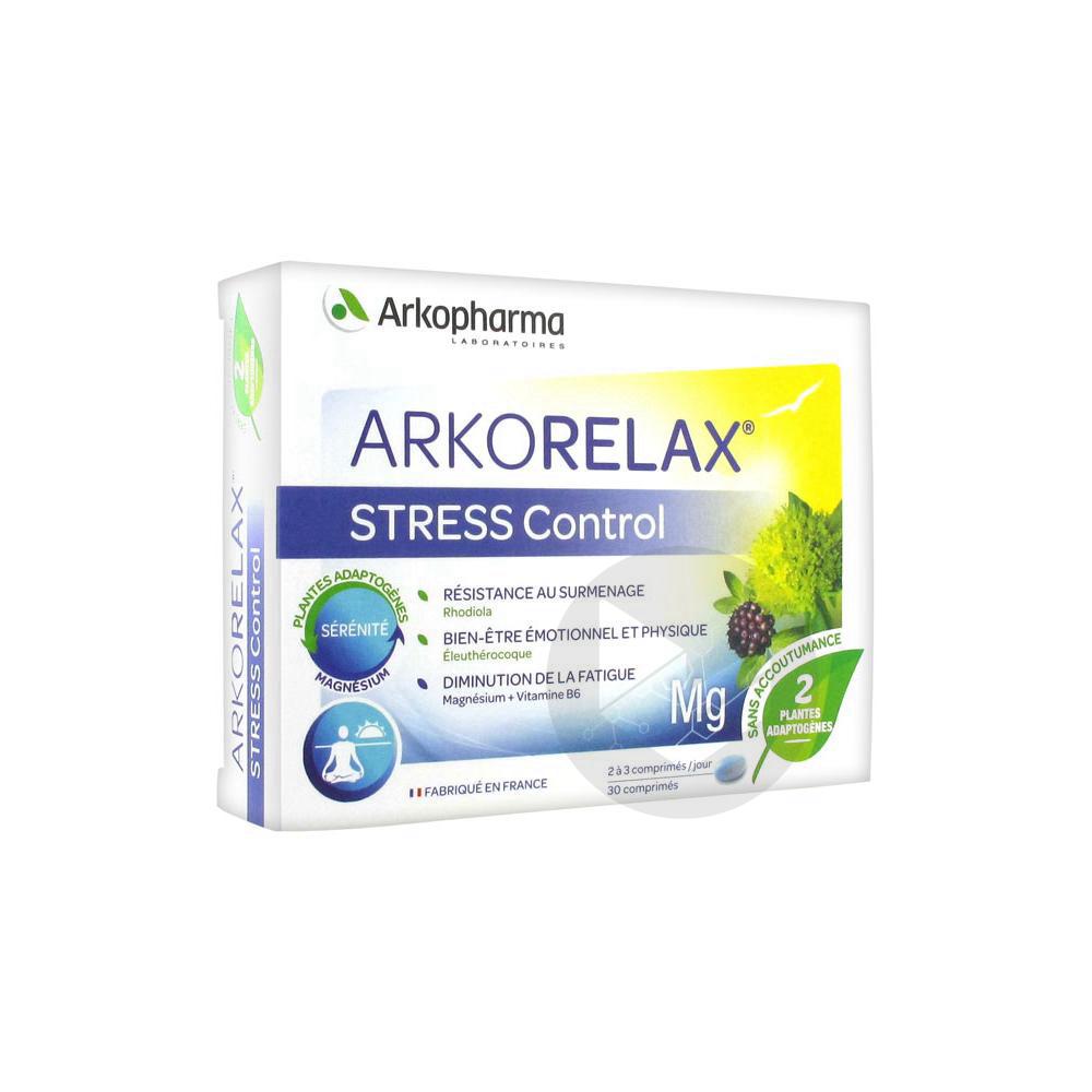 Arkorelax Stress Control Cpr B 30