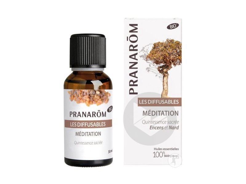 Pranarom Meditation Bio 30 Ml