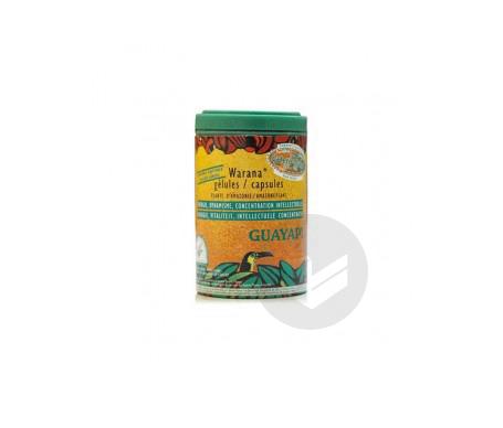 Warana (guarana) gélules - 100 gélules