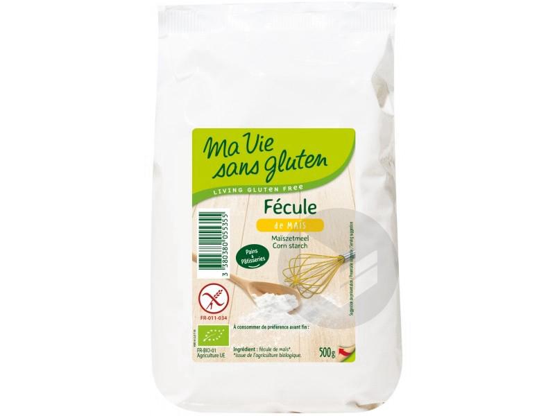 Fécule de maïs Bio - 500 g '
