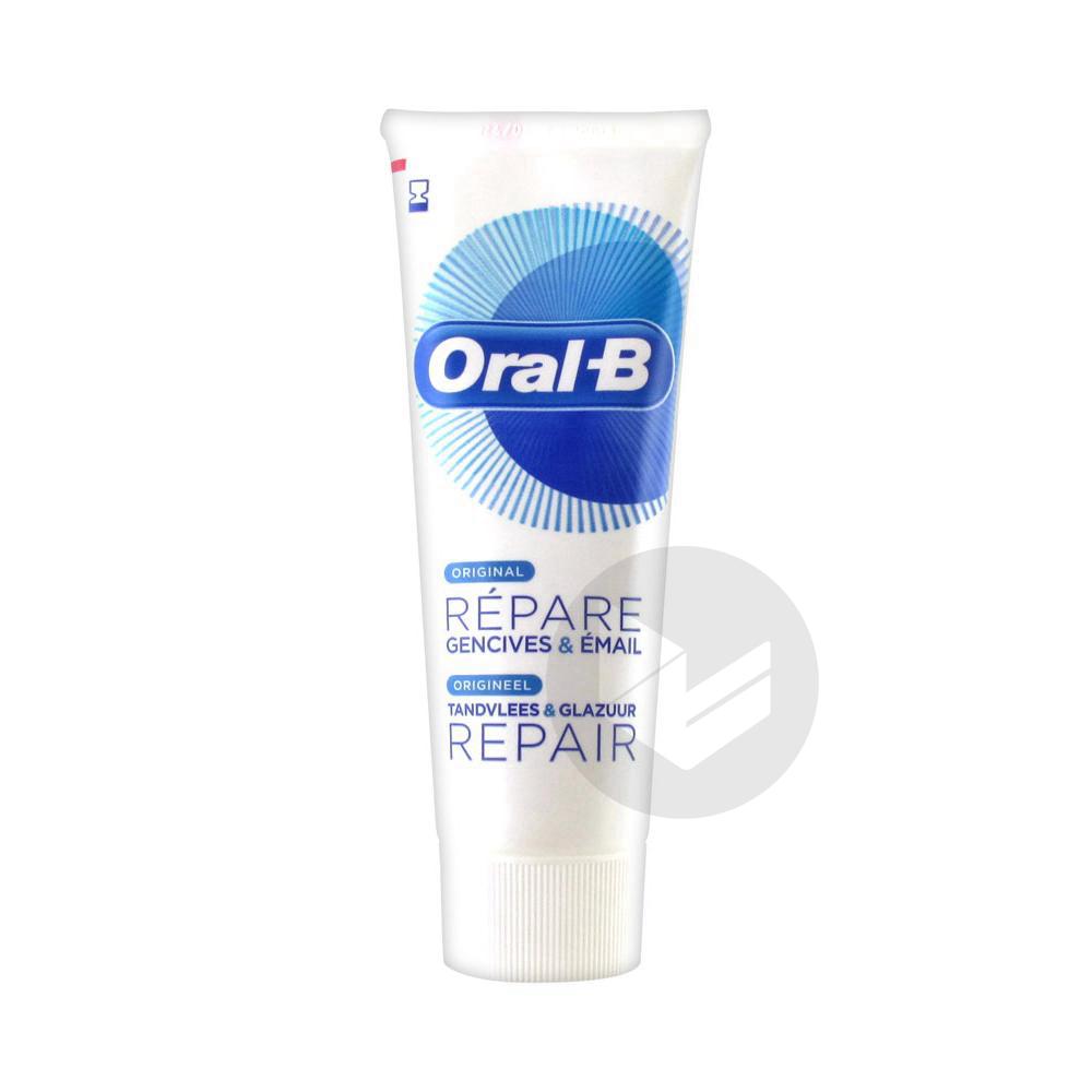 Oral B Original Repare Gencives Email 75 Ml