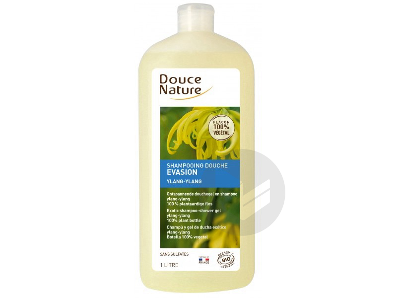 Shampooing Douche Evasion Ylang - 1L