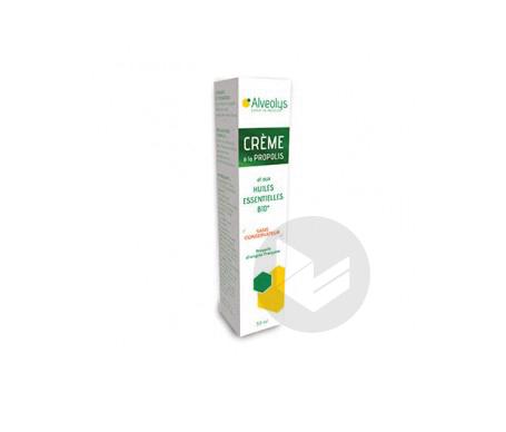 Crème à la Propolis et Huiles Essentielles Bio 50ml