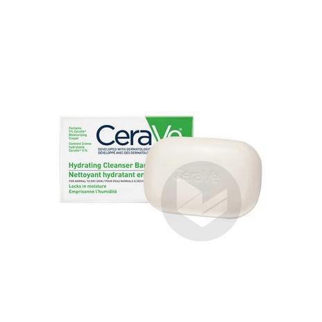 CERAVE Pain nettoyant hydratant 128g