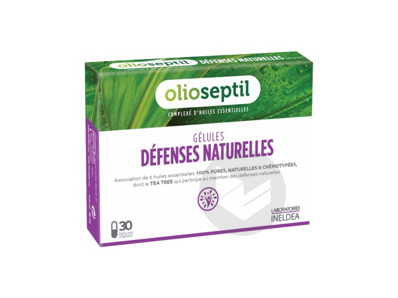 Defenses Naturelles 30 Gelules