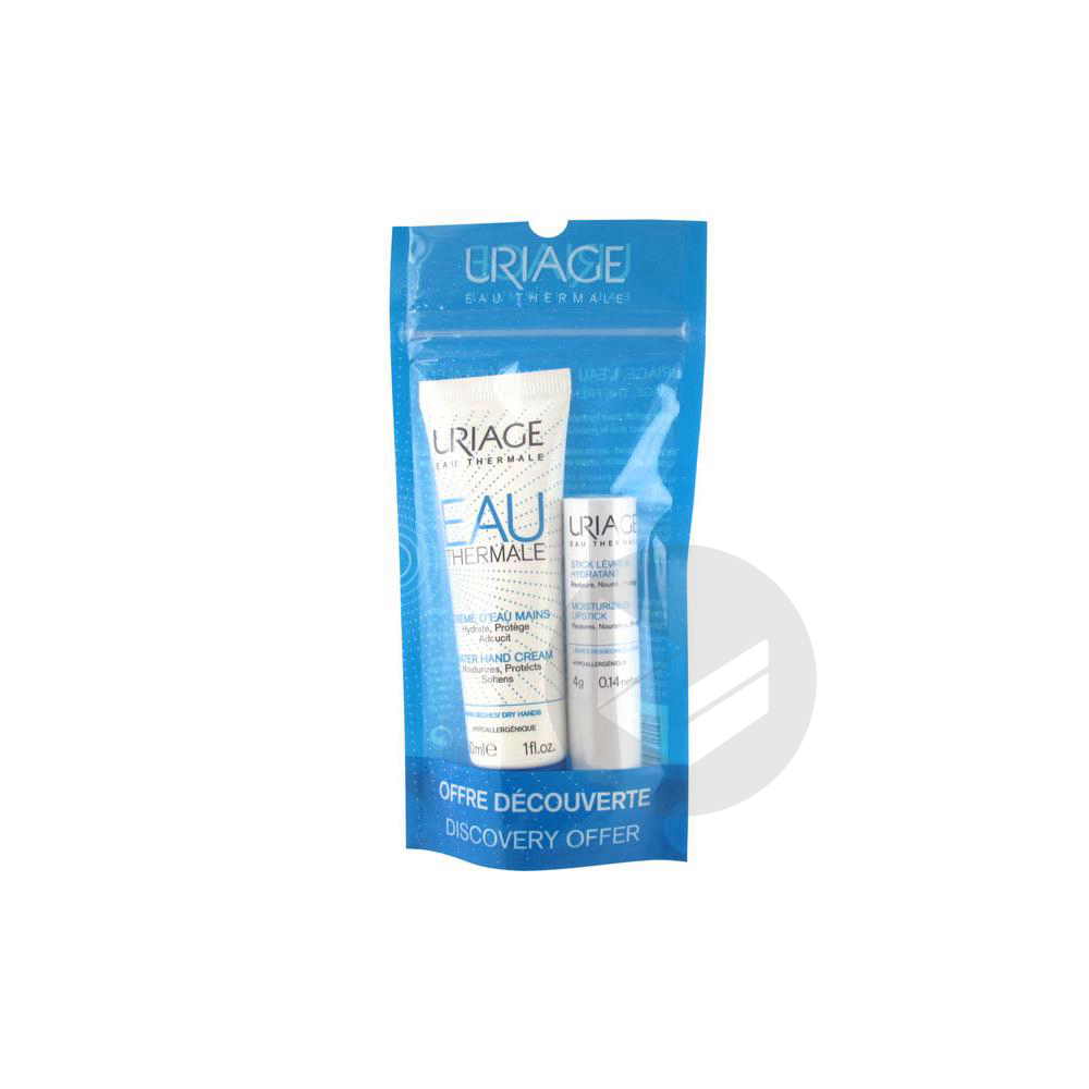 Eau Thermale Cr Deau Mains T 30 Ml Stick Levres