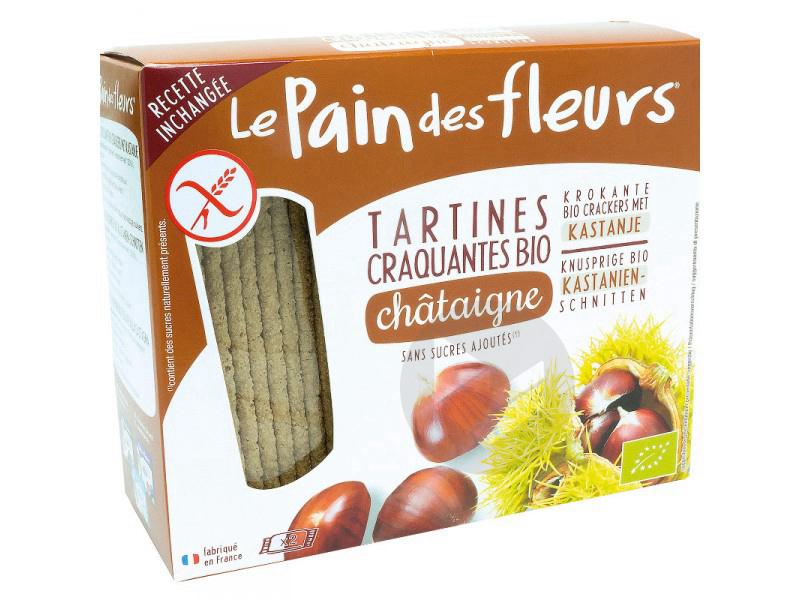 Tartines craquantes châtaigne Bio - 150 g '