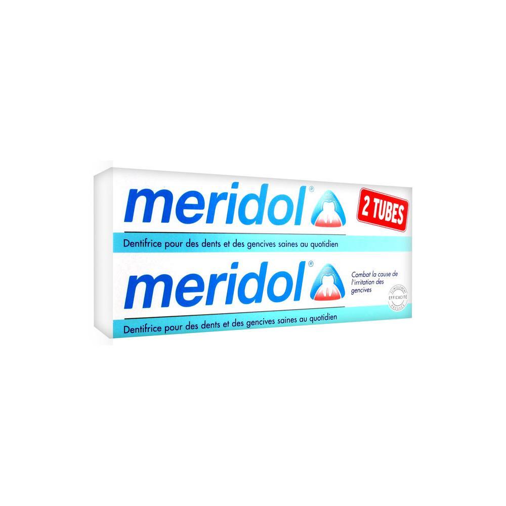 MERIDOL Pâte dentifrice anti-plaque 2T/75ml