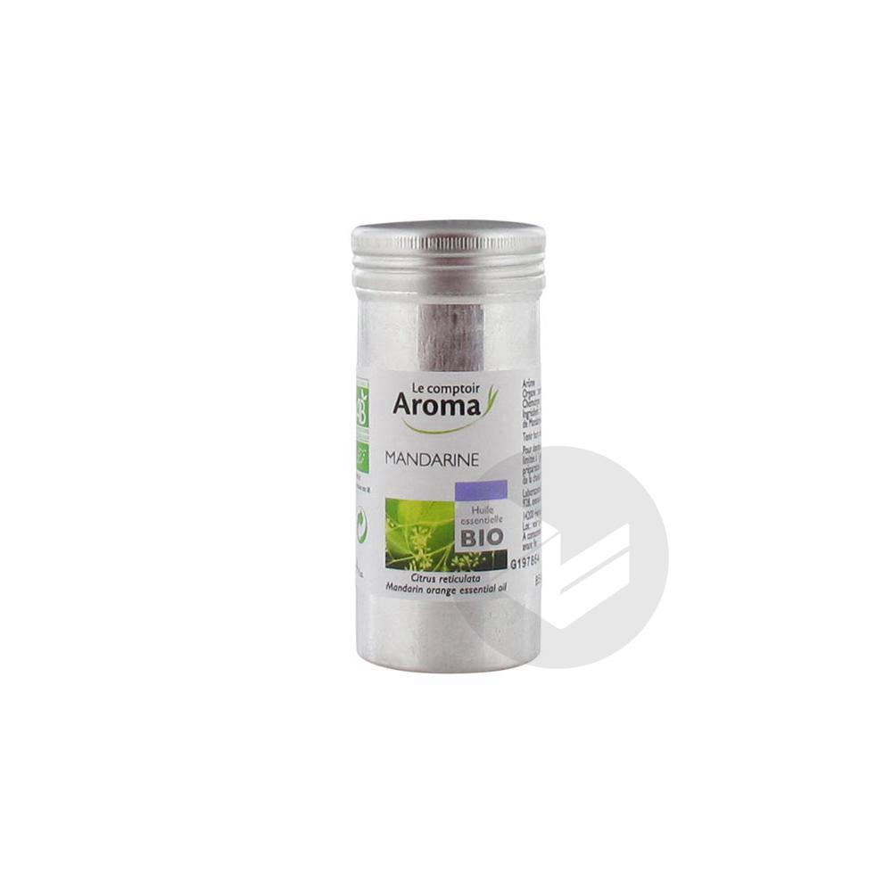 LE COMPTOIR AROMA Huile essentielle Mandarine Bio Fl/10ml
