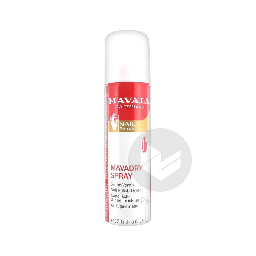 MAVALA MAVADRY Sol sèche vernis Spray/150ml