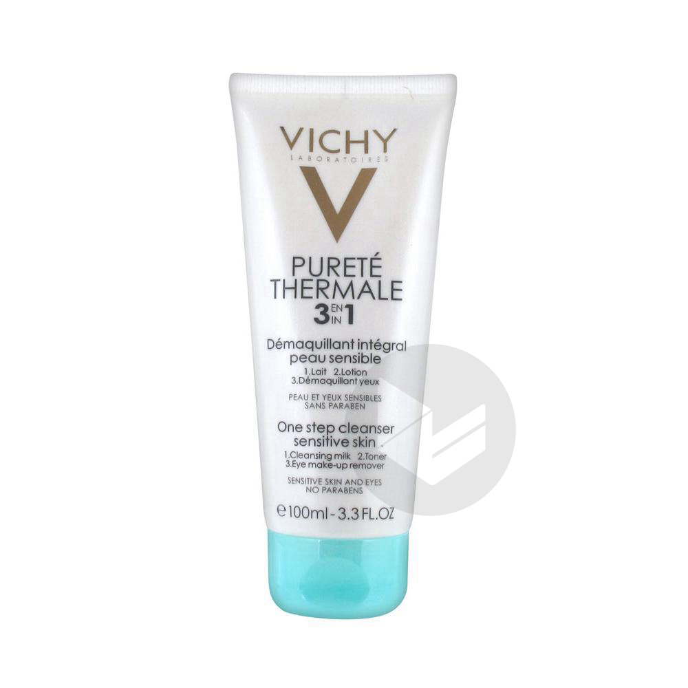 VICHY PUR DEMAQ 100ML