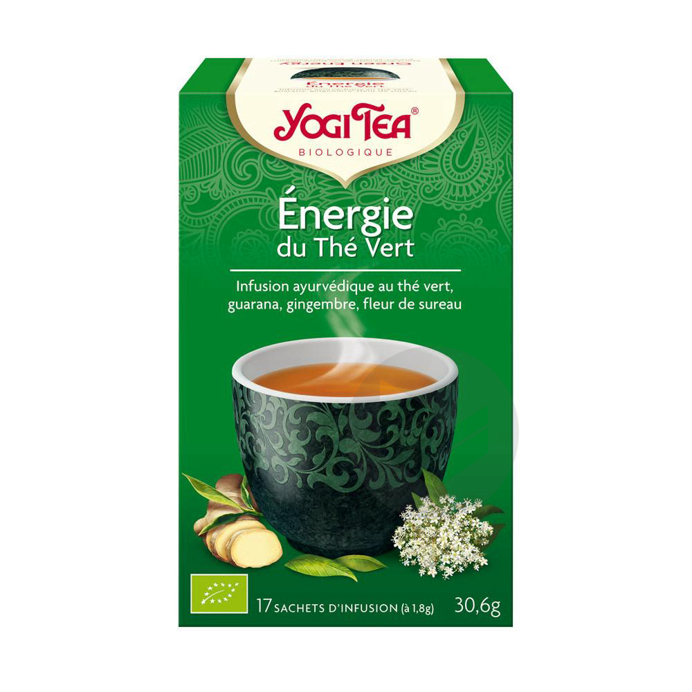 The Energie Du The Vert 17 Sach