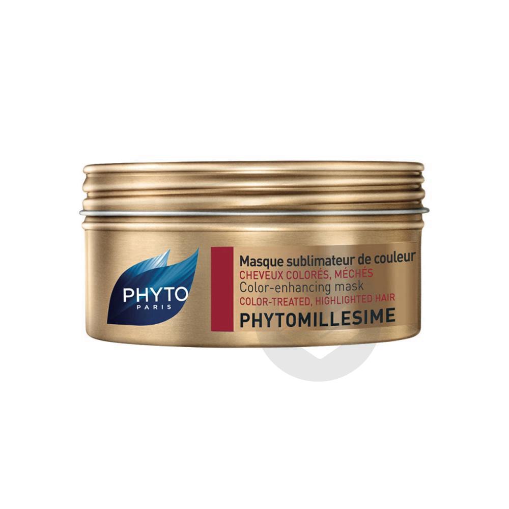 PHYTOMILLESIME Masque sublimateur de couleur Pot/200ml