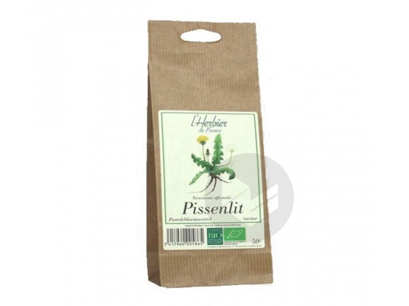 Pissenlit Bio - Sachet 50 g