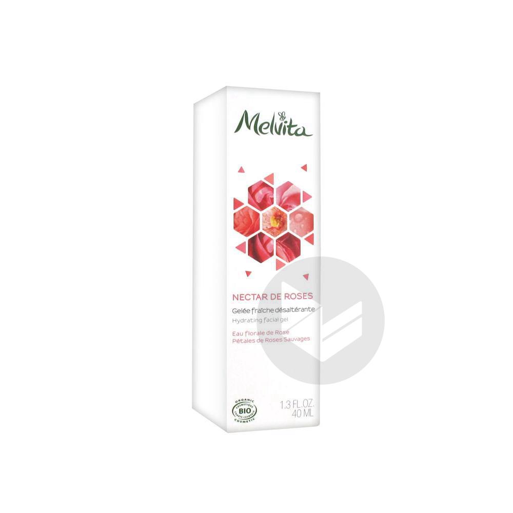 Melvita nectar de roses-3€