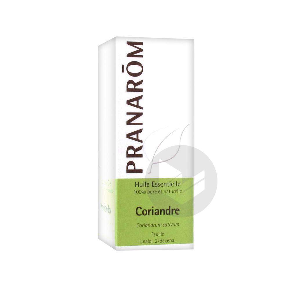 PRANAROM Huile essentielle Coriandre Fl/10ml