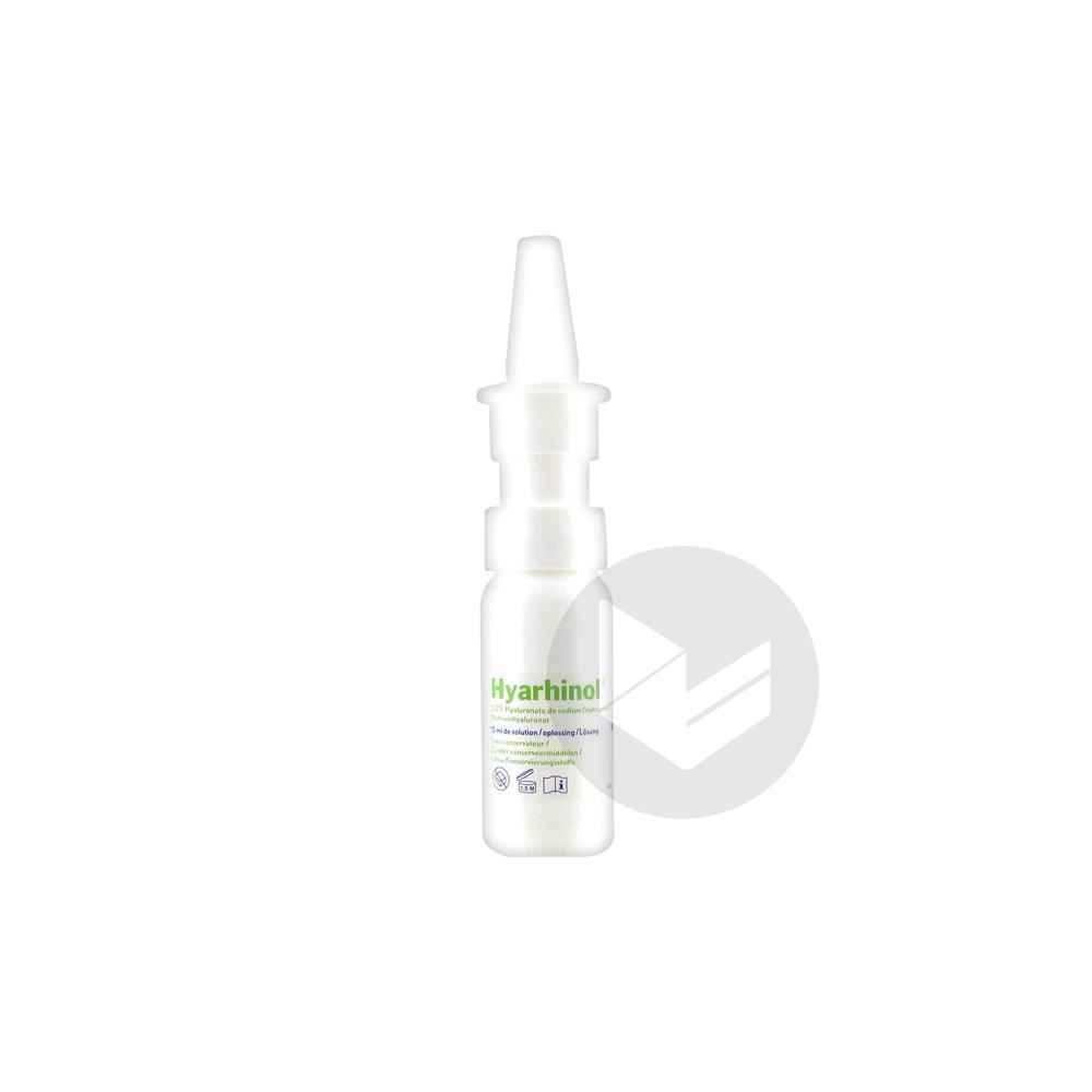 Bausch Lomb Hyarhinol Spray 15 Ml
