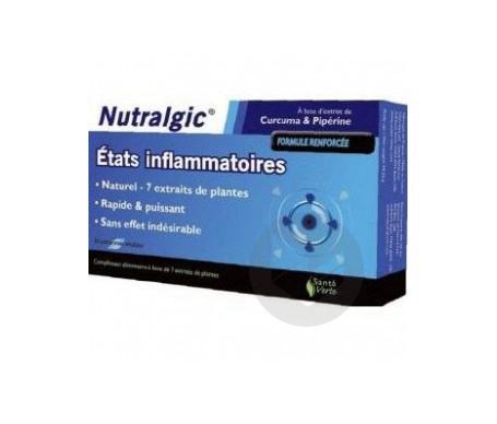 Nutralgic 10 Comprimes
