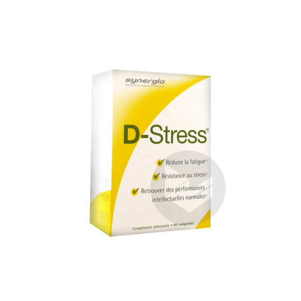 D Stress Cpr Anti Stress B 80