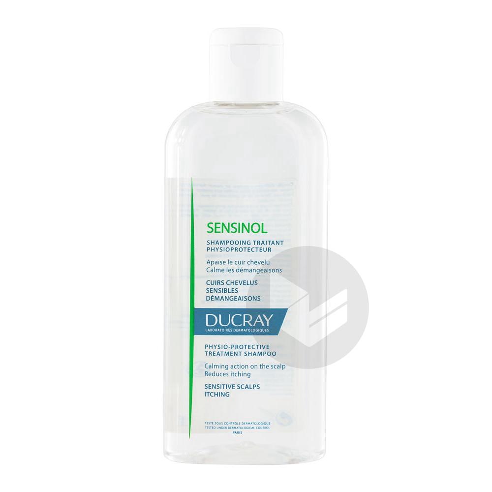 Sensinol Shampooing Traitant Physioprotecteur Fl Pompe 200 Ml