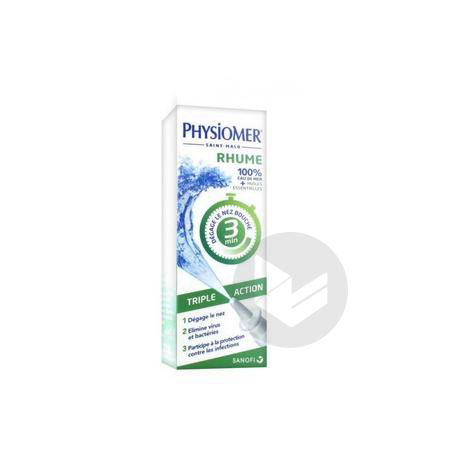 Rhume S Nas Triple Action Fl 20 Ml