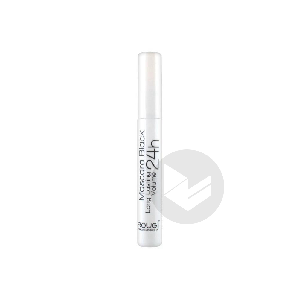 Mascara Black Long Lasting Volume 24 H 10 Ml