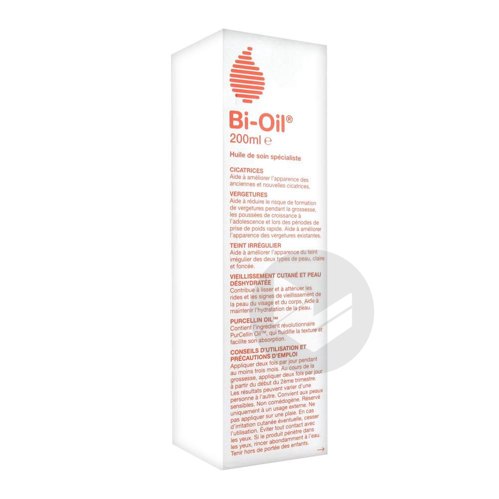 Bi Oil Huile Multifonction Fl 200 Ml