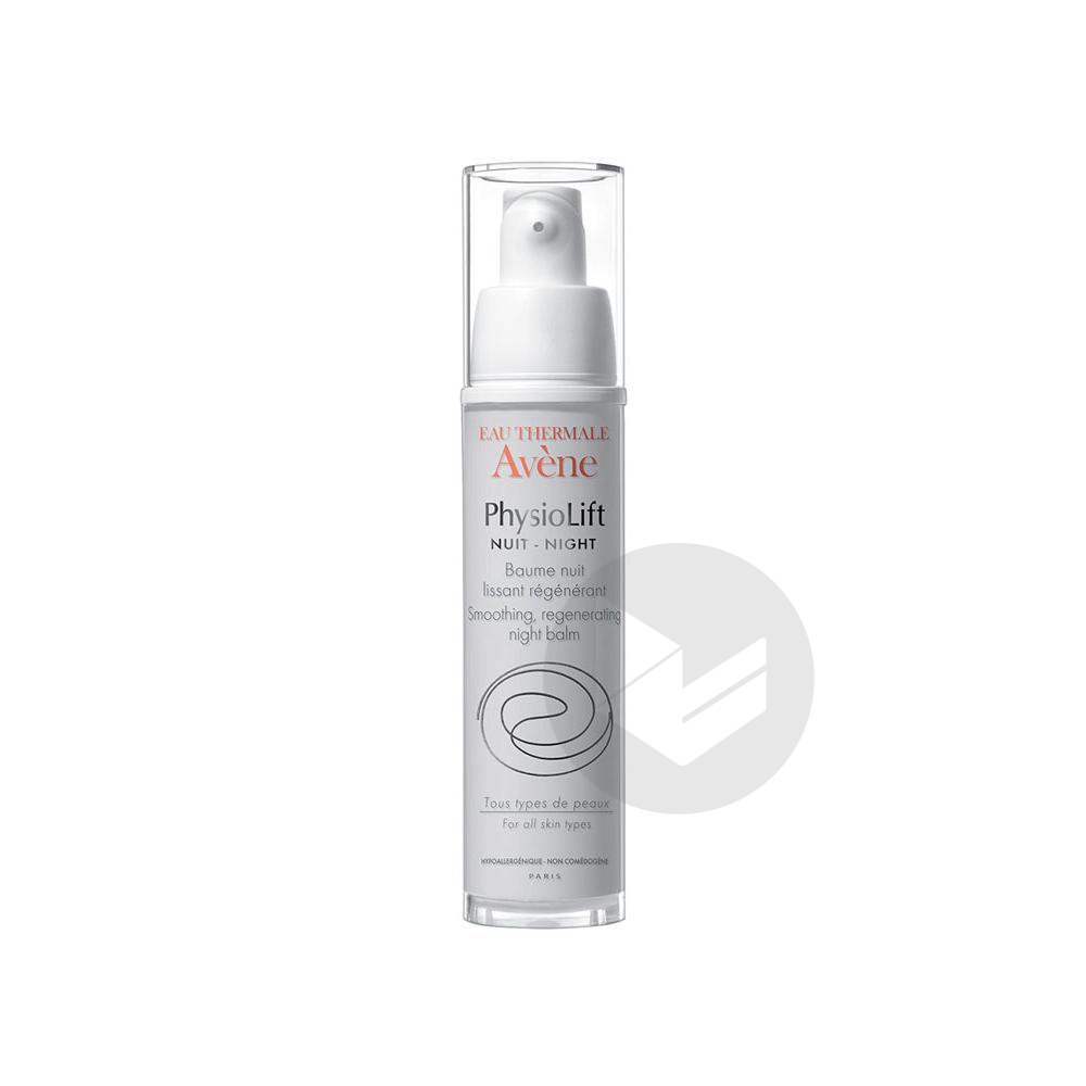 Physiolift Nuit Bme Lissant Regenerant Fl Airless 30 Ml