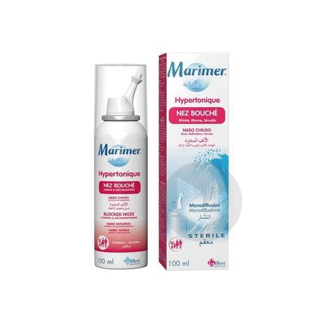 Marimer S Nas Nez Bouche Rhume Spray 100 Ml