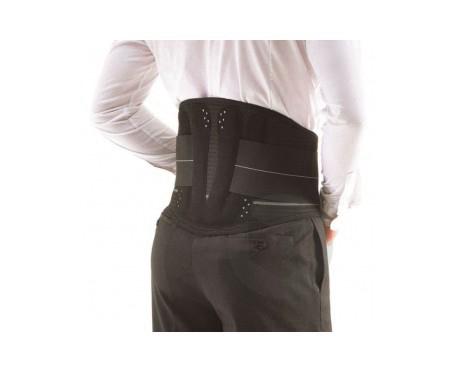 Lombogib Double Action Noire Taille 4 Hauteur 26 Cm