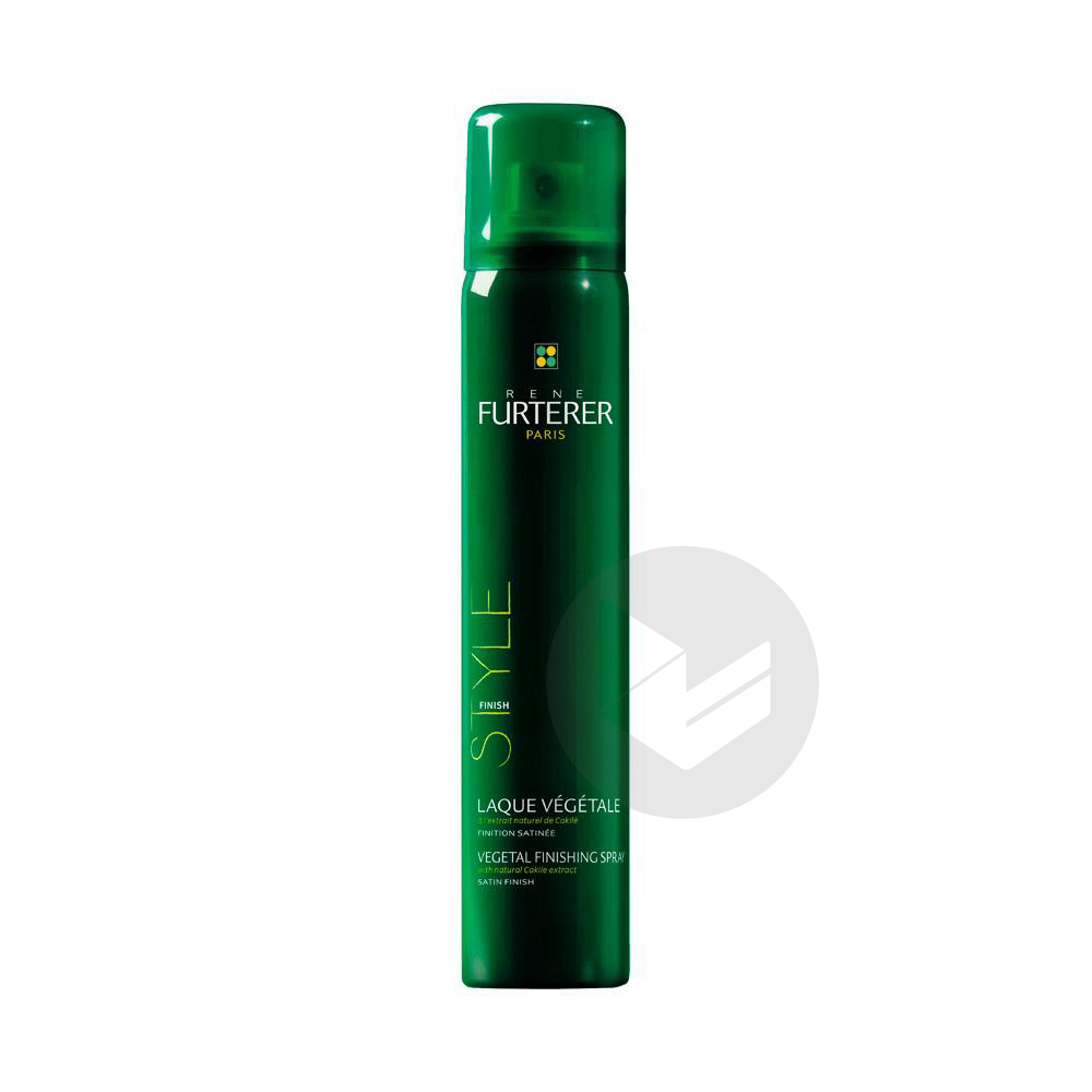 Coiffants Style Laque Vegetale Aeros 100 Ml