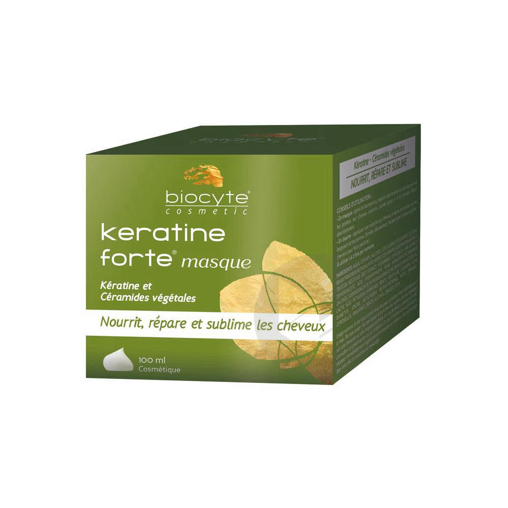 KERATINE FORTE Masque capillaire Pot/100ml