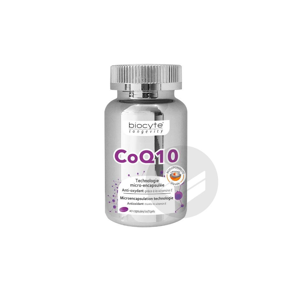 Coq 10 Liposome Caps B 40